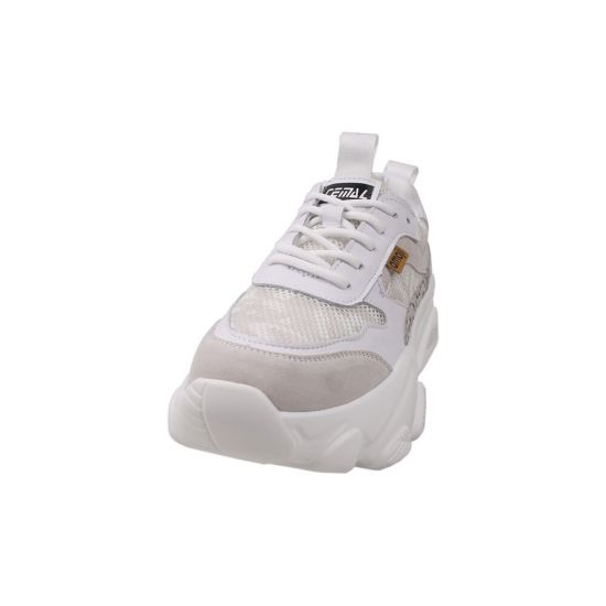 Кросівки жіночі Li Fexpert натуральна шкіра, колір білий