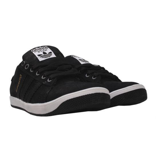 Туфлі спорт чоловічі Cros Sav Нубук, колір чорний